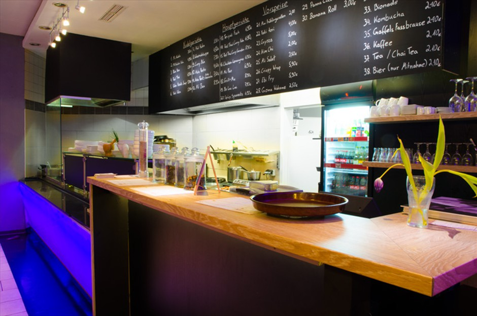 Mii bar: fresh and power food